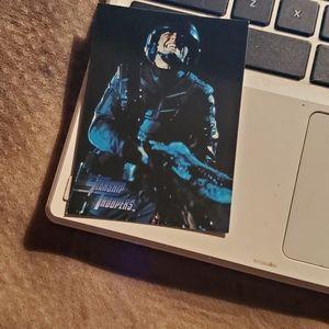 Medic starship troopers card